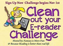 Clean out your e-reader Challenge