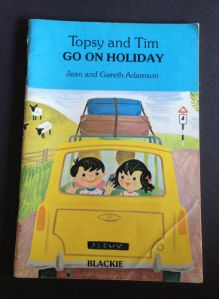 Topsy and Tim go on holiday