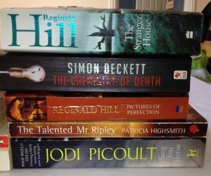 TCOD books