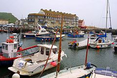 West Bay Dorset
