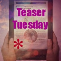 Teaser Tuesday (November 11)
