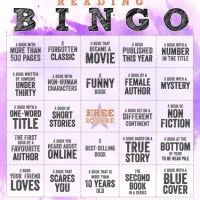 Reading Bingo 2017 edition