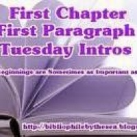 First Chapter ~ First Paragraph (July 21)
