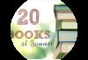 20 books of summer logo