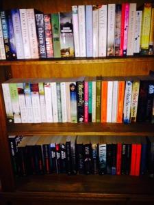 Bookshelf 3 full