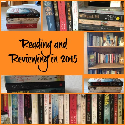 Reading Reviewing 2015
