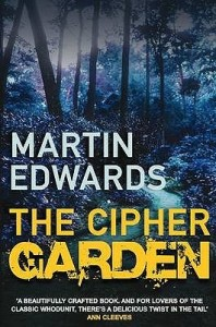 The Cipher Garden – Martin Edwards