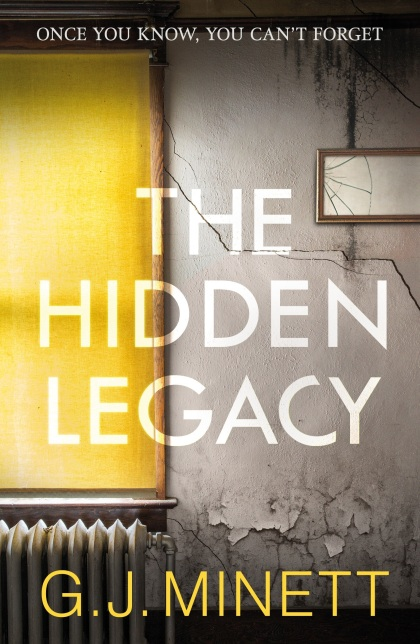 The Hidden Legacy Cover Reveal