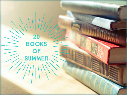 20 Books of Summer 2016