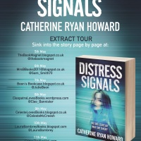 Extract Tour #DistressSignals by Catherine Ryan Howard
