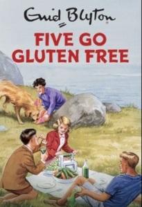 Five Go Gluten Free