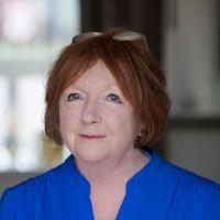 Intrusion by Mary McCluskey; Meet Sarah Cherrington