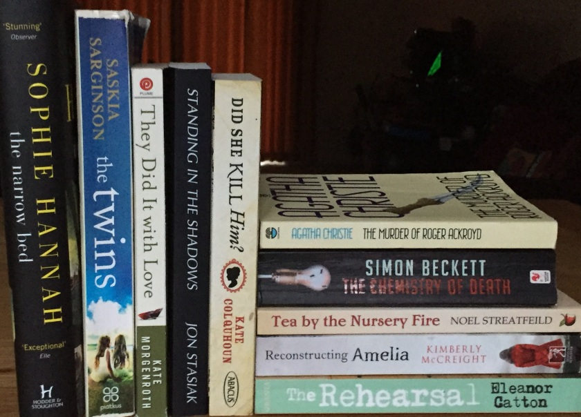 Books 11 to 20 Summer 2016