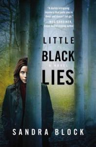 Little Black Lies Sandra Block