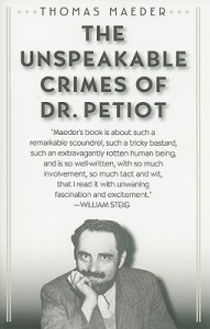 The unspeakable crimes of dr petiot