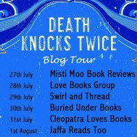 Death Knocks Twice - Robert Thorogood #Blogtour #bookreview