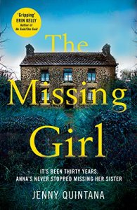 The Missing Girl – Jenny Quintana
