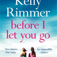 Before I Let You Go – Kelly Rimmer