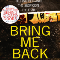 Bring Me Back – B.A. Paris