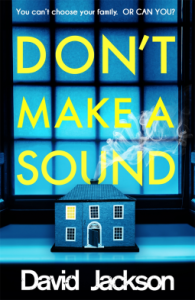 Don't Make a Sound – David Jackson