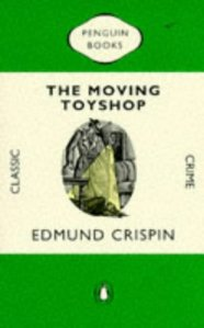The Moving Toyshop – Edmund Crispin