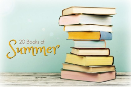 20 Books of Summer 2018!