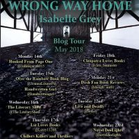 Wrong Way Home – Isabelle Grey #BlogTour
