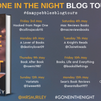 Gone in the Night - Mary-Jane Riley #BlogTour #BookReview